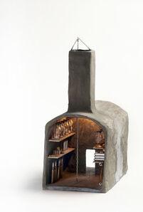 Jan Fabre, 'Shelter-studio for the artist-warrior', 1992-1993