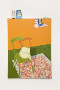 Tristan Pigott, 'Artist as Medium', 2017
