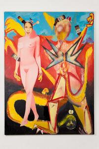 Alessandro Pessoli, 'Couple', 2020