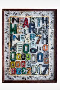 Laura Kimpton, 'IN Earth WE TRUST', 2017