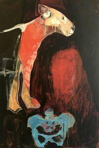 Cathy Ellis, 'Waking Moon', 2020