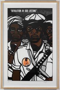 Emory Douglas, 'November 8, 1969', 2009