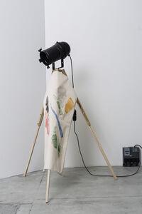 Aurora Sander, 'Fragments of My Dinner with Aurora Sander (Tripods)', 2014
