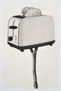 Karl Haendel, 'Toaster on a Stick', 2018