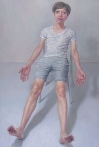 Korehiko Hino, 'Straightened Limbs', 2020