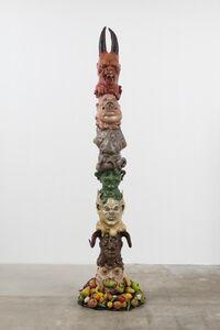 Marnie Weber, 'Monster Totem', 2016