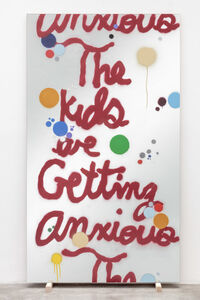 Sam Durant, 'The Kids Are Getting Anxious', 2018