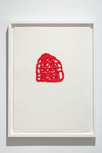Vadis Turner, 'Red Gate Study', 2019