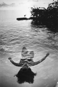 Marco Glaviano, 'Kirsten Floating in Mystique'
