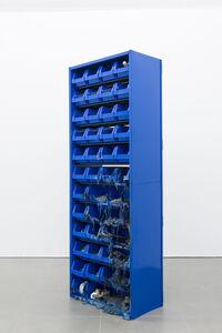 Matias Faldbakken, 'PARTS CABINET', 2013