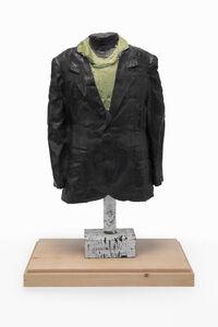Jim Chatelain, 'Black Coat', 1989