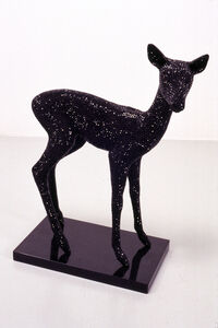 Marc Swanson, 'Untitled (Black Baby Buck)', 2004