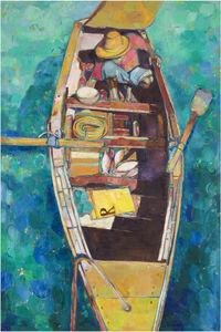 Rudolf Häsler, 'Kubanischer Fischer'