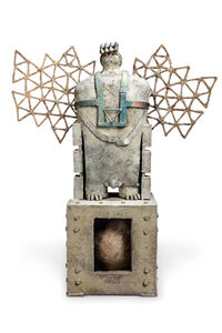 Jim Amaral, 'Acertijo: cubo', 2013