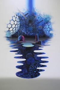 David Choong Lee, 'Pond', 2018