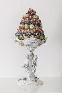 Chris Antemann, 'Fruit Pyramid I[CourtesyMEISSEN COUTURE®Art Collection]', 2014