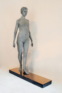 Don Gale, 'She's Walking', 2010