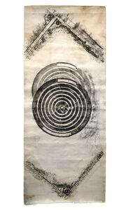 Sari Dienes, 'Shadow Spiral', 1953