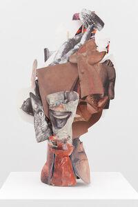 Geoffrey Farmer, 'Sagger-Safers, Saddled, Stoned and Sanguine.', 2013