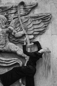 Sylvie Castioni, 'La Danseuse de Chaillot II', 2019