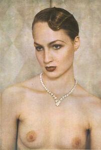 Sheila Metzner, 'Diamond Necklace (Rebecca), Vogue', 1984/1987