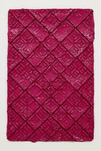 Julia Gruner, 'Anti Slip Painting (Magenta)', 2018