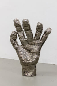Barbara Kapusta, 'Hand (Upright)', 2018