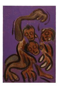 "Daniel Guzmán, 'Sin título. De la serie: ""Chromosome Damage""', 2016"