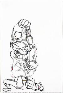Orly Genger, 'Squat', 2017