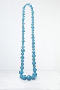 Jean-Michel Othoniel, 'Collier Aquamarine Mica', 2019