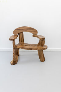 Soft Baroque, 'Hard Round Armchair', 2019