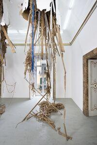 Thomas Hirschhorn, 'Break-through (four)', 2013