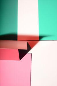 Lydia Wegner, 'Green Stripe', 2017