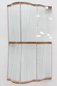 Julian Hoeber, 'Curtain Wall Widow #2', 2016