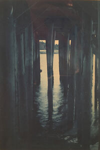 Margaret Watkins, 'Untitled (Maine, Beneath the Pier)', 1915