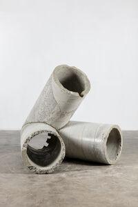 Oscar Tuazon, 'Condenser (Vena Contracta)', 2015