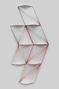 Julian Hoeber, 'Vector Model Anatomy Variant 02', 2018