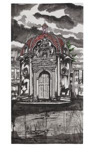 Thomas Henriot, 'Chapel. Mexico #1', 2017