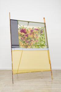 Lauren Luloff, 'Cassis Flowers, yellow shield', 2018
