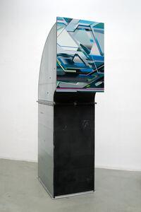 Marc von der Hocht, 'Scenero', 2018