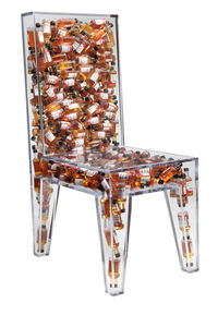 Benjamin Rollins Caldwell, 'Impractically Comfortable Side Chair', 2010