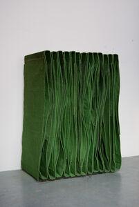 Simon Callery, 'Foot-Neck Wallspine', 2012-2013