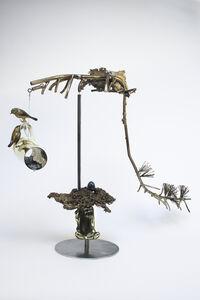 Jon Kessler, 'Ikebana #6', 2019