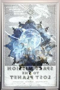 Ala Ebtekar, 'Space Mission to the Lost Planet', 2014