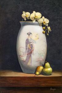 Patt Baldino, 'Orchids and Pears', 2020