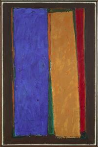 John Opper, 'Dark Border (V-71)', 1971