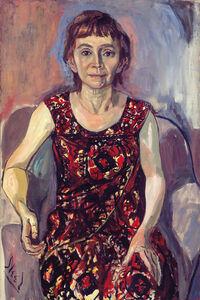 Alice Neel, 'RACHEL ZURER', 1961-1962