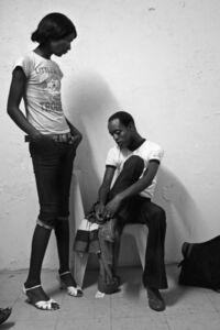 Sabelo Mlangeni, 'Bheki and Nhlanhla', 2008