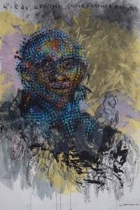 Vusi Beauchamp, 'Infinity and Mirror', 2019