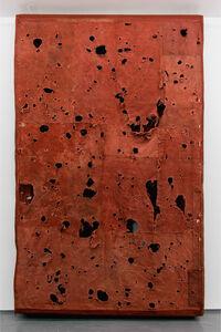 Simon Callery, 'Flat Painting Bodfari 14/15 Ferrous', 2014 – 2015